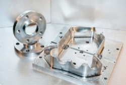 CNC Machining metal piece