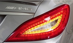 Benz Tail Light