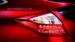 LED Rear Lamp dot style LED